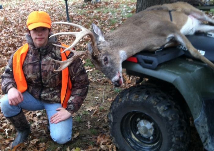 Jake Caperton 2014 Buck